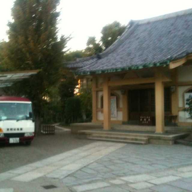 幼稚園のあるお寺