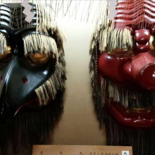古峯神社の天狗さま