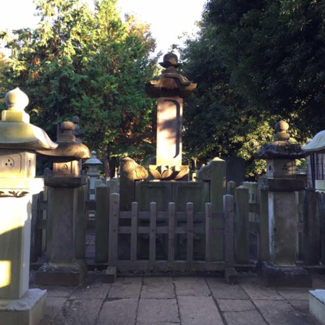 井伊直弼の墓所