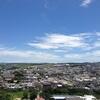 宜野湾を一望