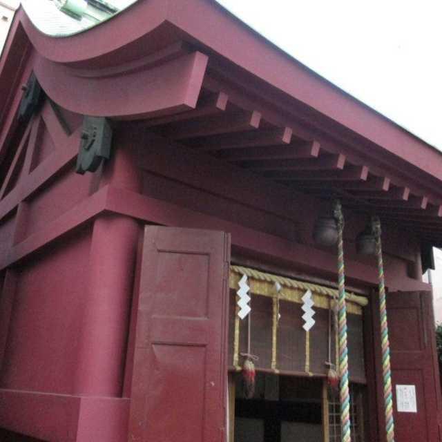 日本橋の寿老神