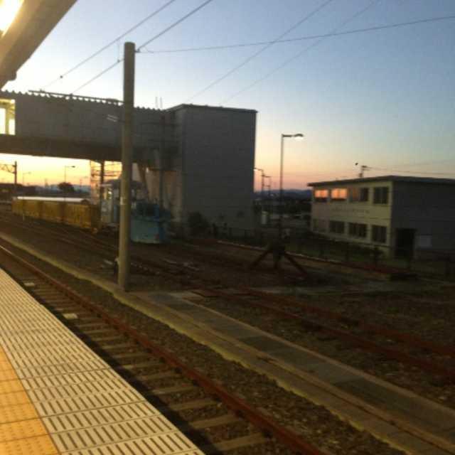 駅のホームはいくつ?