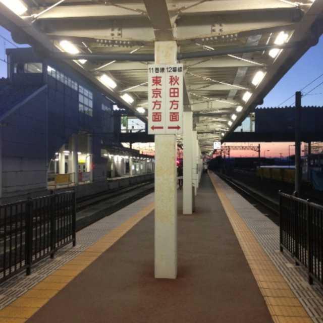 東京方面は何番線?