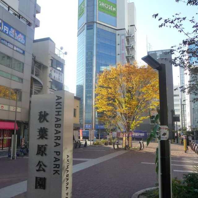 秋葉原公園