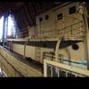 夢の島のマグロ漁船