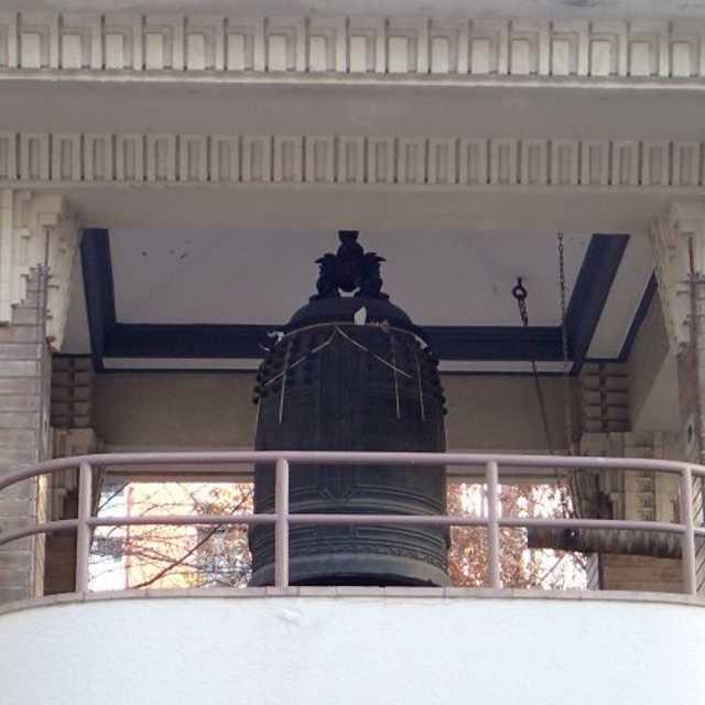 江戸で最初の時の鐘