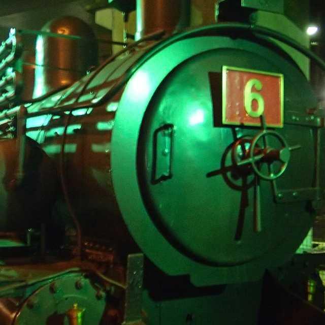 6号機関車
