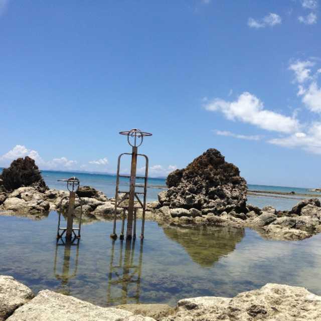 ビビビーチ タイドプール