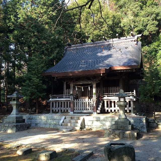 猿投神社西の宮