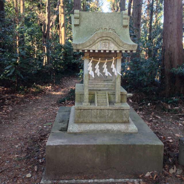 太平山神社奥宮