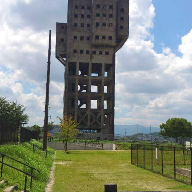 謎の巨大建築物
