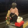 浜松町駅のアイドル