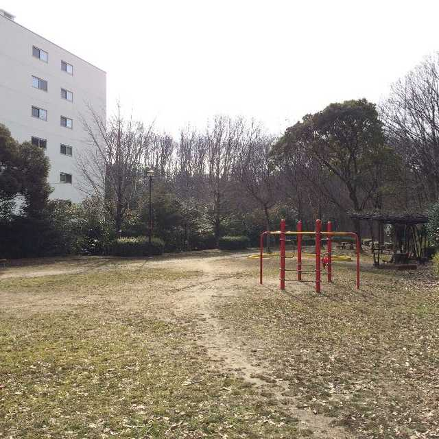 忘れ去られた公園