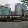 静岡駅北口バスターミナル