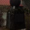赤城神社の採取之碑