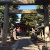青山熊野神社の力石