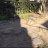 室生犀星の庭石