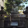 品川寺 銅造地蔵菩薩坐像