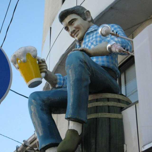 ビールおじさん