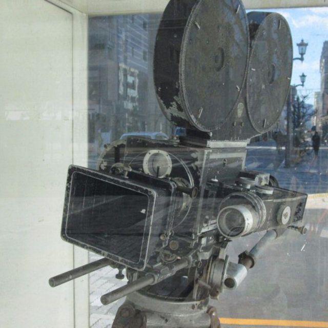 映画館街の残映