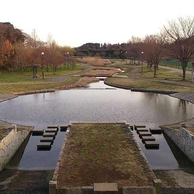 見沼代用水: 七里総合公園