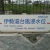 伊勢湾台風水位