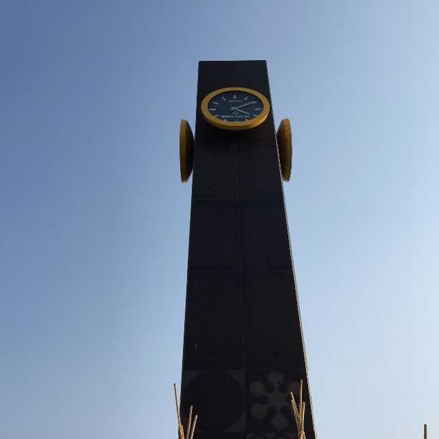 札幌オリンピックの時計塔