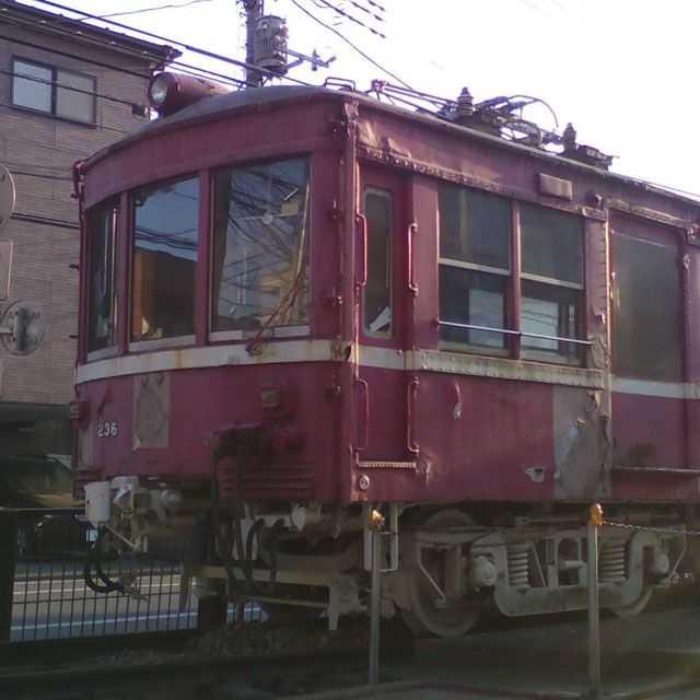 京急デハ230形車輛