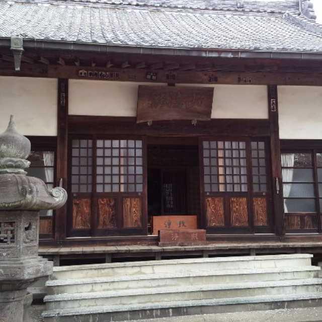 密蔵院の薬師堂