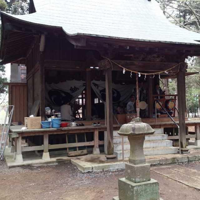 平塚の氷川神社