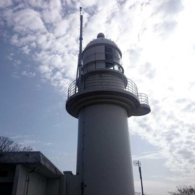 猿山岬灯台