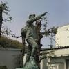 青春立志栄光の記念像
