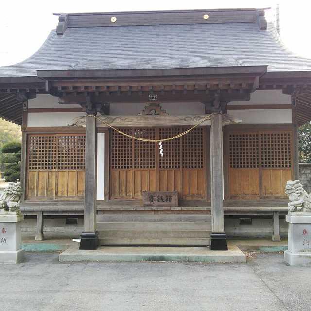 石那田八坂神社