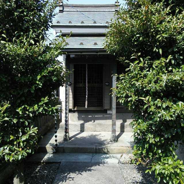 三峯神社 八坂神社