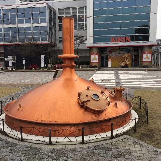 銅製の仕込み釜