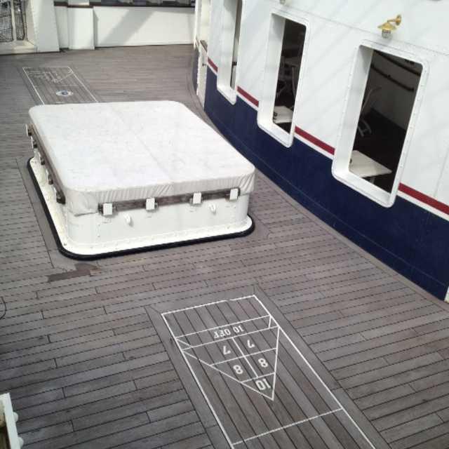 豪華客船で航海に出よう