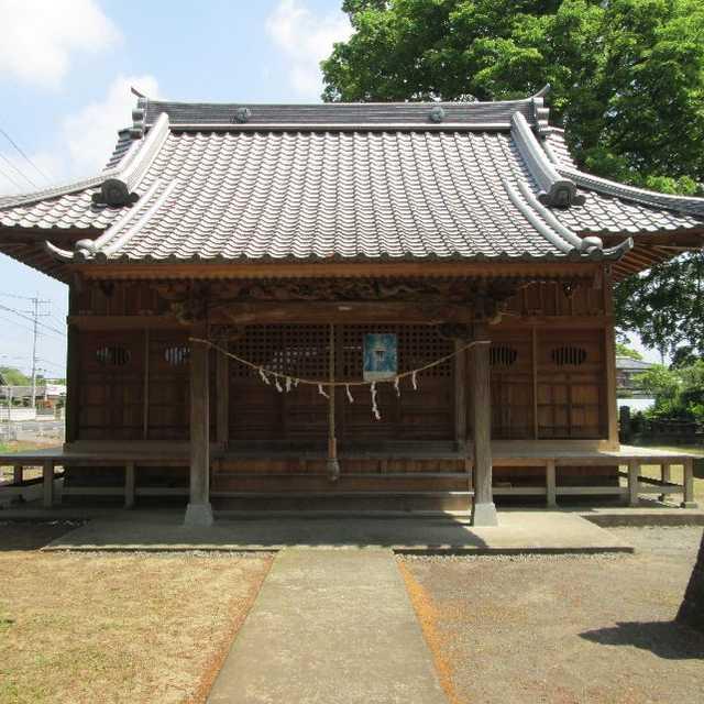友沼八幡神社