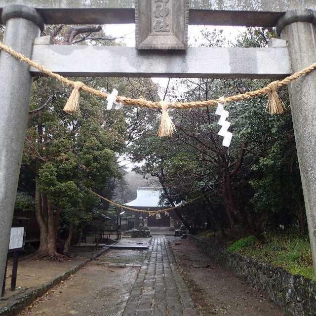 佐久島八剱神社