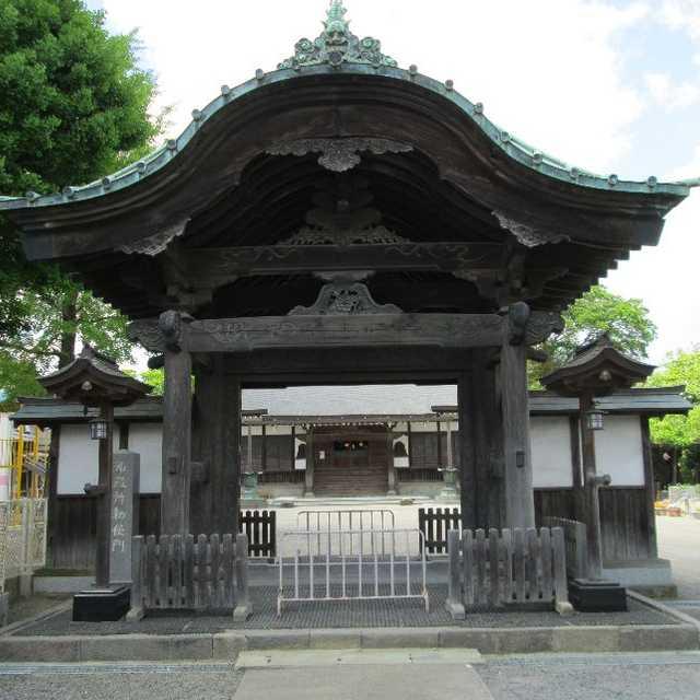 聖福寺勅使門
