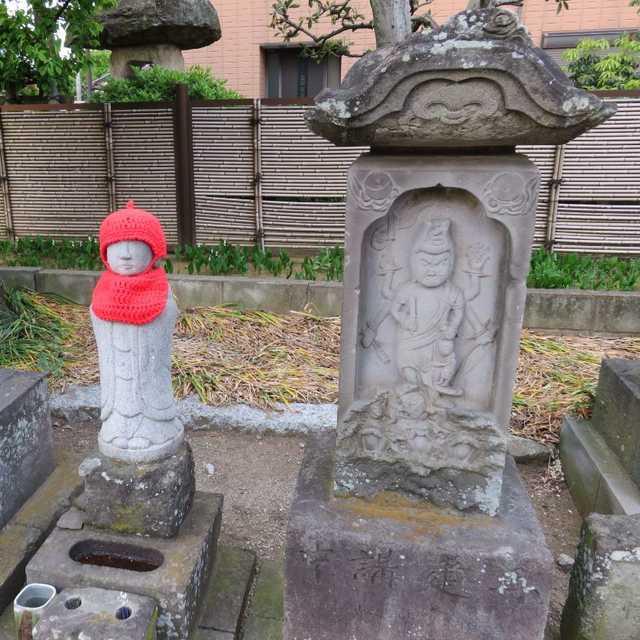 東福寺の庚申塔