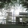 スカイツリーベンチ