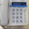 白い公衆電話?