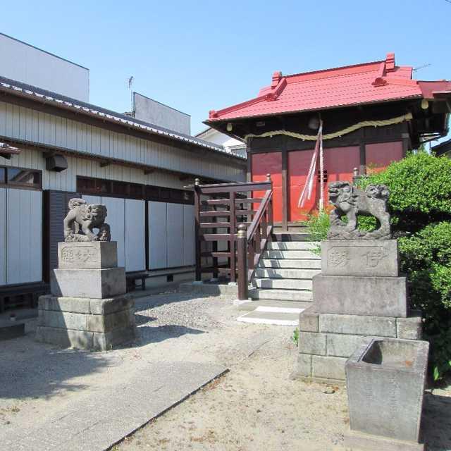 郷社八幡神社