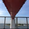 中の島大橋の裏側