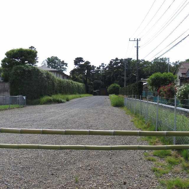 宮内庁埼玉鴨場入口