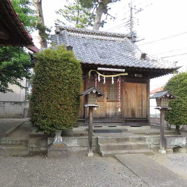 大枝香取神社