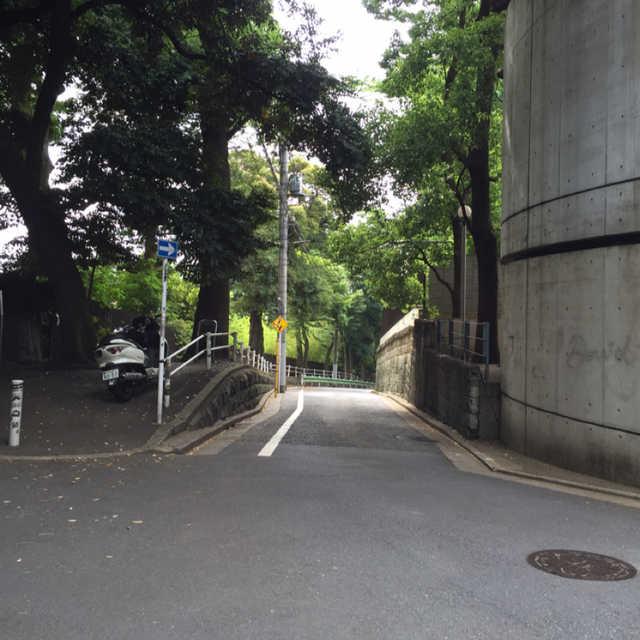 暗やみ坂(目切り坂)