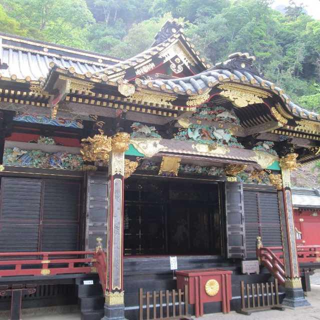 妙義山神社