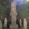 八幡神社の石造大山不