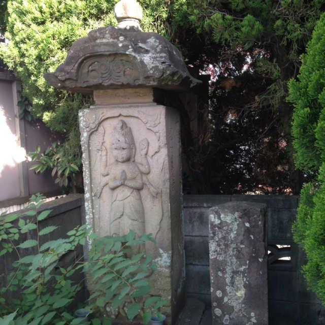 高松の庚申塔